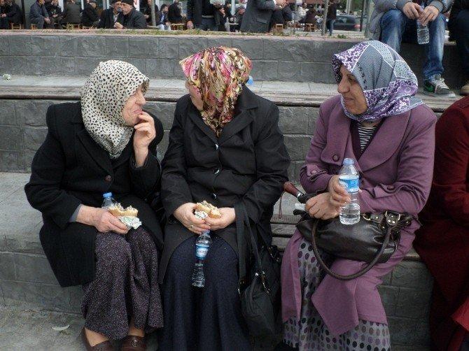 Hamsi Festivali Arifiye Meydanında Gerçekleşti