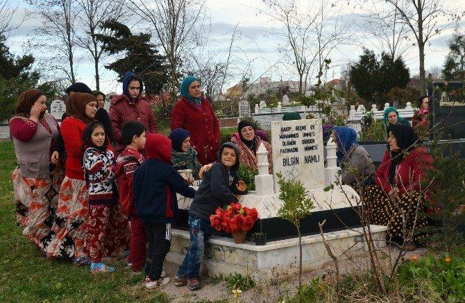 Bafra'yı Mateme Boğan Tekne Faciasında Ölenler Mezarı Başında Anıldı