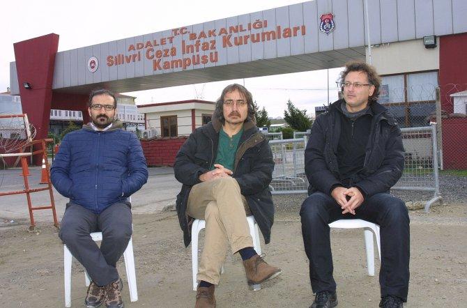 Tutuklu gazetecilere sinemacılar destek verdi