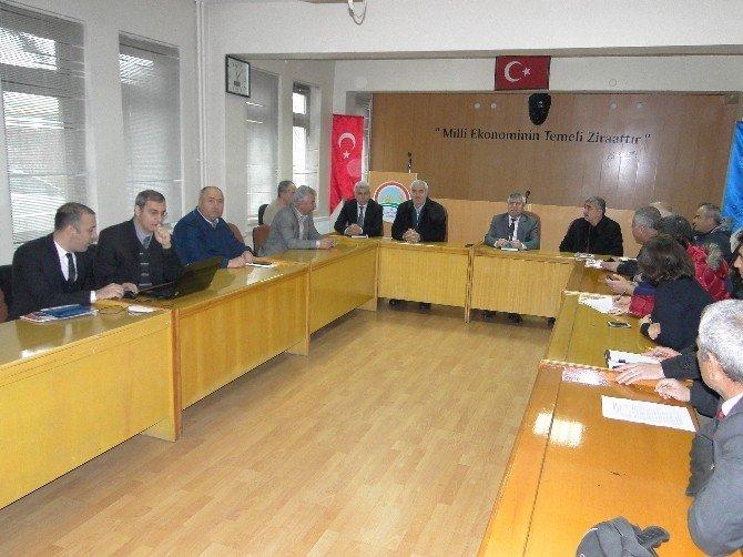 TKDK, Bilgilendirme Toplantısı Yaptı