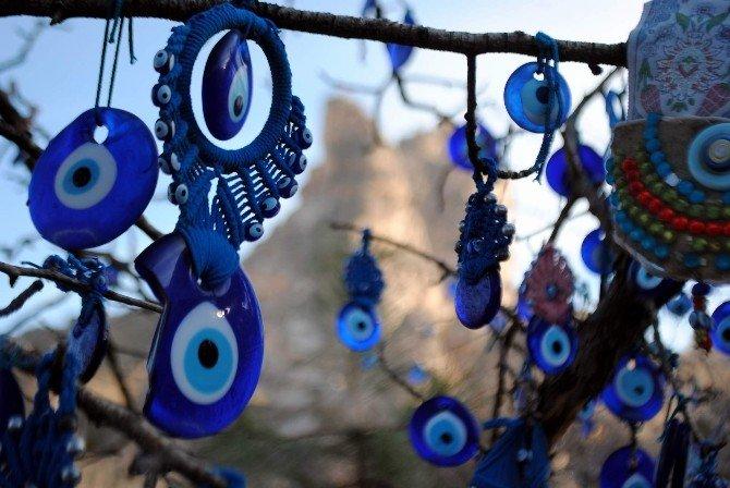 Kapadokya'da Bahar Havası