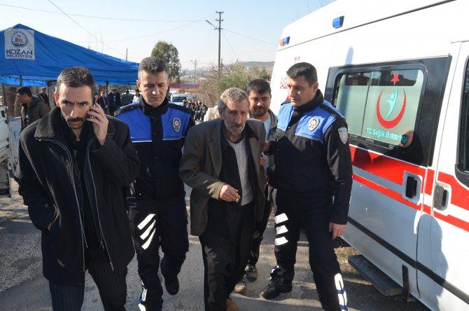 Van'da şehit düşen Adanalı polisin baba ocağına acı haber ulaştı