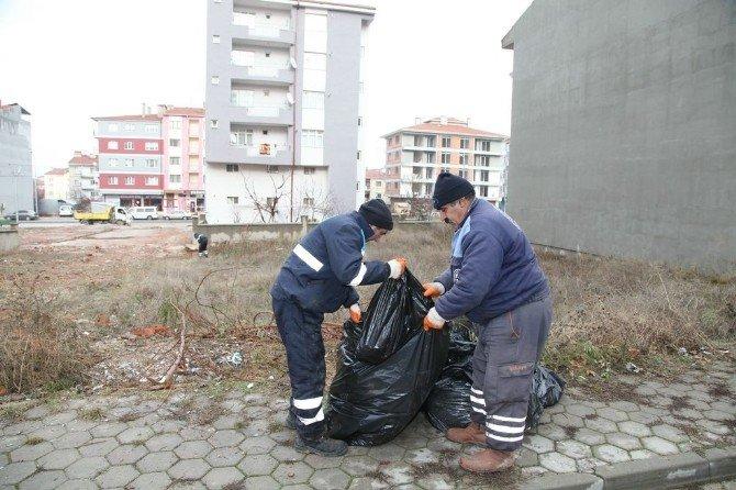 Çöp Çıkartma Saatlerine Dikkat