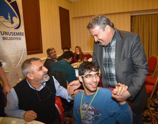 Başkan Çerçi Gazetecilerle Buluştu
