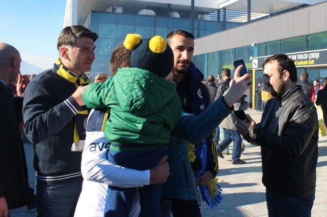Fenerbahçe'ye Ordu'da Davullu Zurnalı Karşılama
