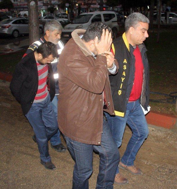 Arkadaşının Eşine Fuhuş Yaptırmaktan Tutuklandı