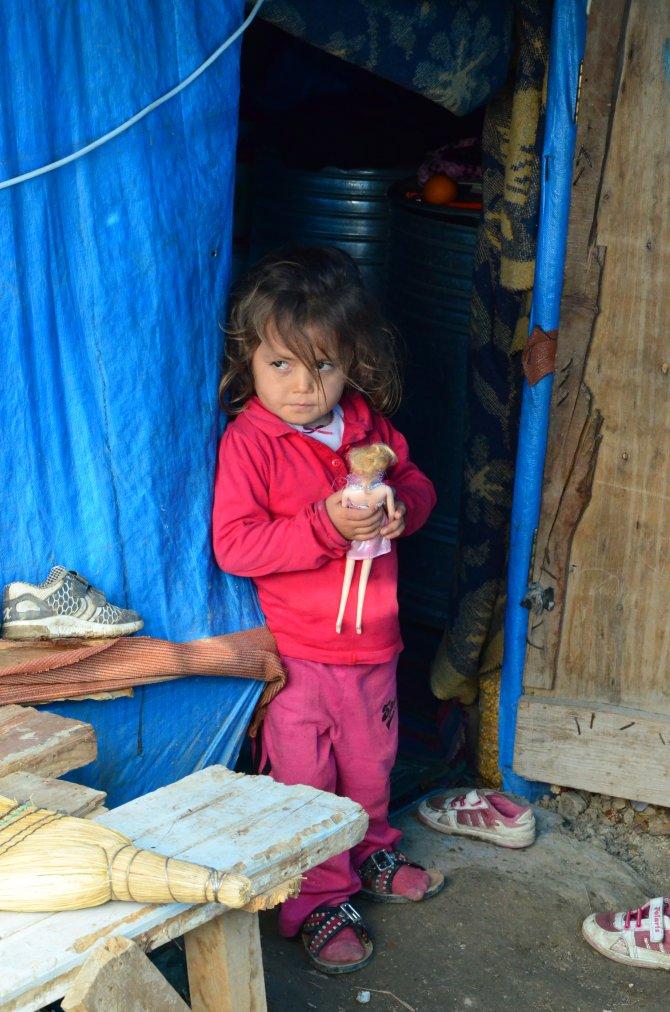 Göçerlerin hayatı Suriyelilere benziyor