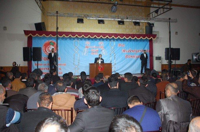 'Müminlerin İmtihanı' Konulu Konferans Düzenlendi
