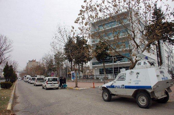 Adıyaman'da, PKK/kck Davası Görülüyor
