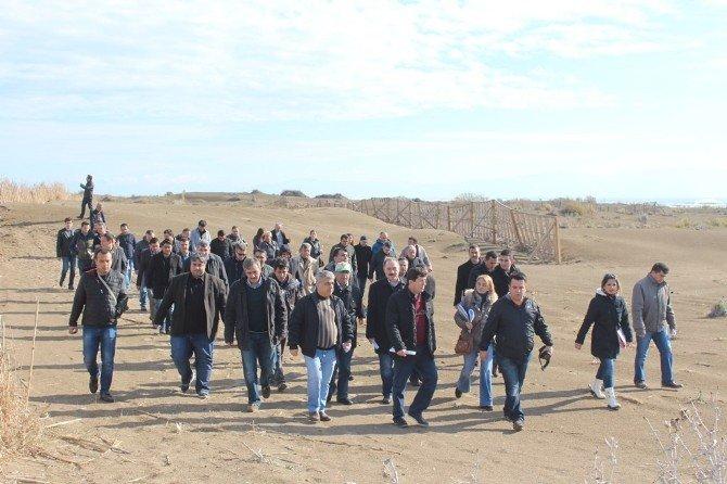 Adana Obm Teknik Geziyle Proje Çalışmalarını Yerinde İnceledi