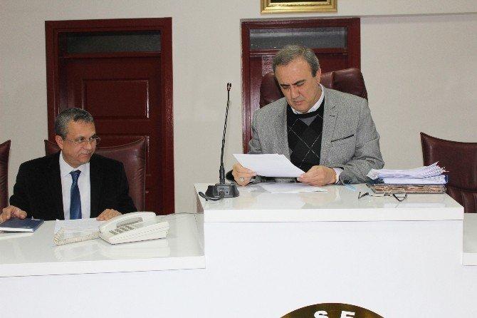 Alaşehir'in Geleceği Masaya Yatırıldı