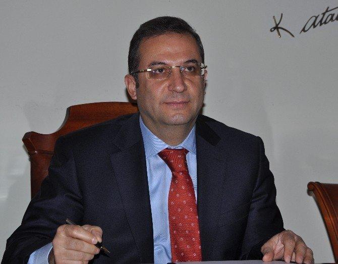 Vali Türker Zeytinpark Protokolünü İmzaladı