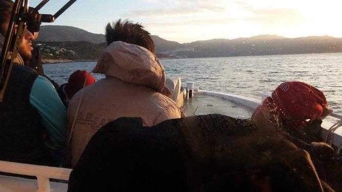 Antalya'da 38 Mülteci Yakalandı