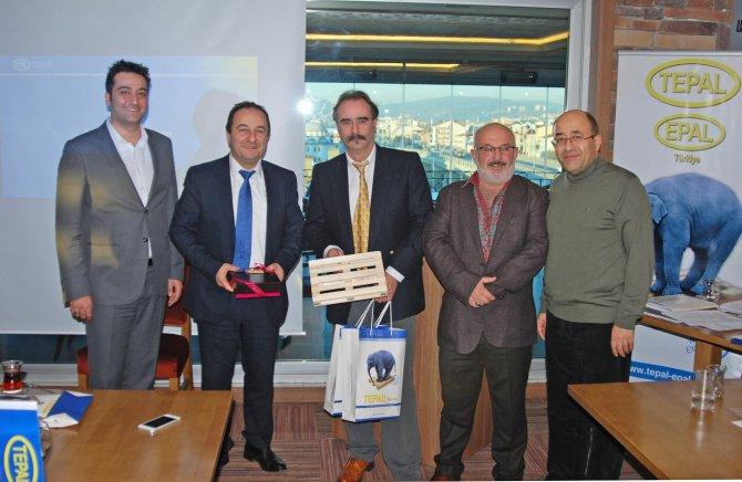 TEPAL'in yeni başkanı Muzaffer Balcıoğlu oldu