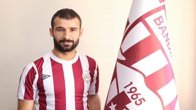 Bandırmaspor Ekrem Sarıçam'ı Transfer Etti