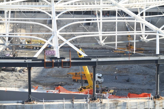 İşte Vodafone Arena'nın son hali