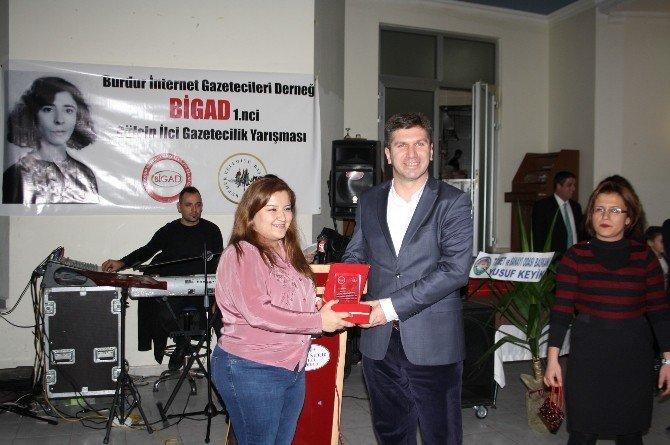 İHA'ya En İyi Haber Ödülü