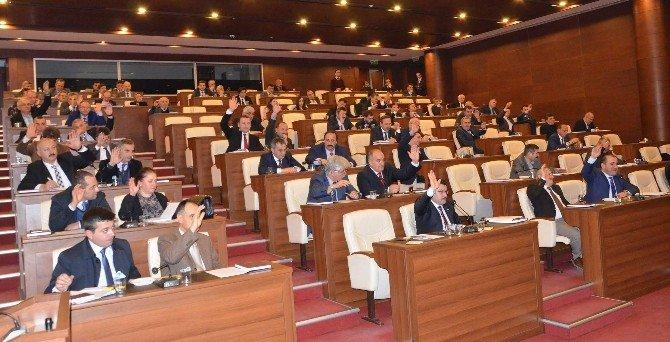 Trabzon Büyükşehir Belediye Meclisi Toplandı