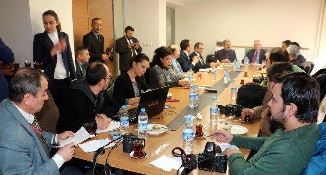 Çankırı'da Kentsel Dönüşüm Başlıyor
