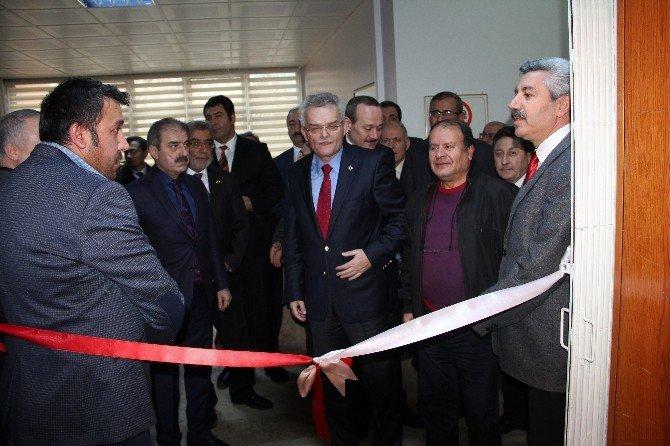 Çankırı'daki Gazeteciler 3. Sergilerini Açtı