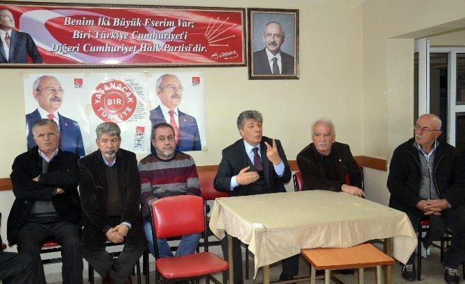 """CHP'li Balbay, """"CHP'yi İktidara Taşımak İçin Adayım"""""""