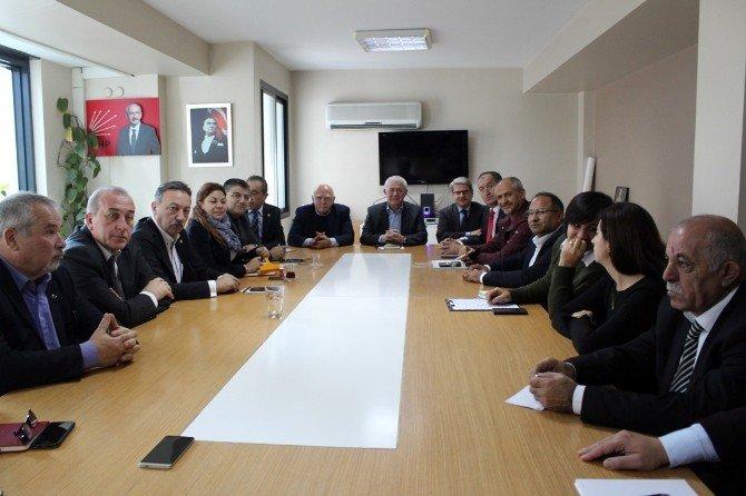 CHP İzmir Milletvekilleri, Kurultay Öncesi Toplandı