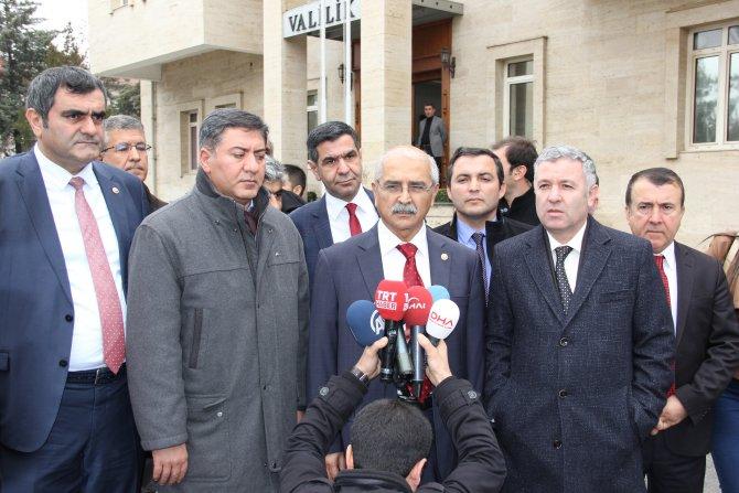CHP'li Demir: Bölgede yaşananlar toplumumuzu tedirgin ediyor