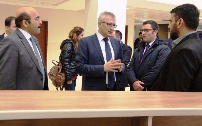 Diyarbakır Adliyesi 4 dilde hizmet verecek