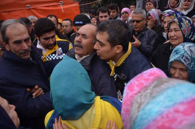 Şehit Astsubay Kıldış, Kırıkhan'da toprağa verildi