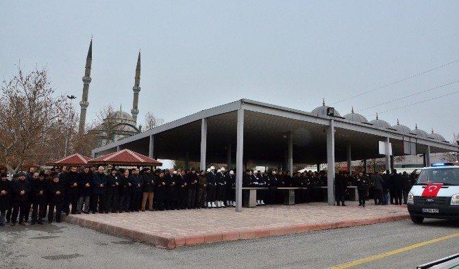 Şehit Özel Harekat Polisi Ağçelik, Son Yolculuğuna Uğurlandı
