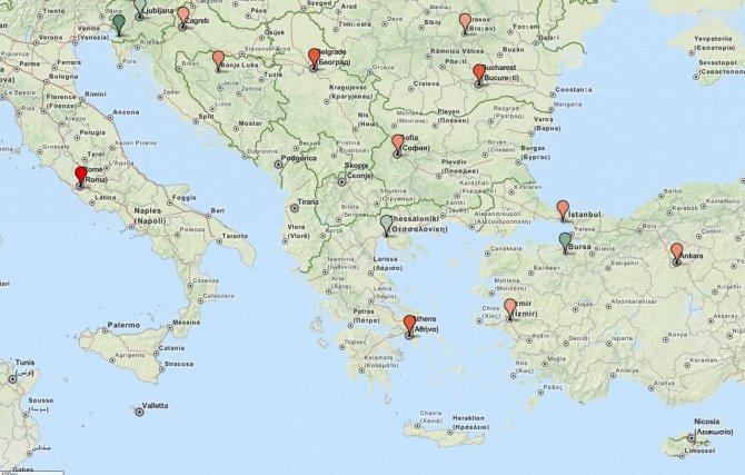 Bursa yaşanabilir şehir sıralamasında 11 basamak birden yükseldi
