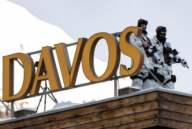 Davos İçin 5 Bin Asker Görevde