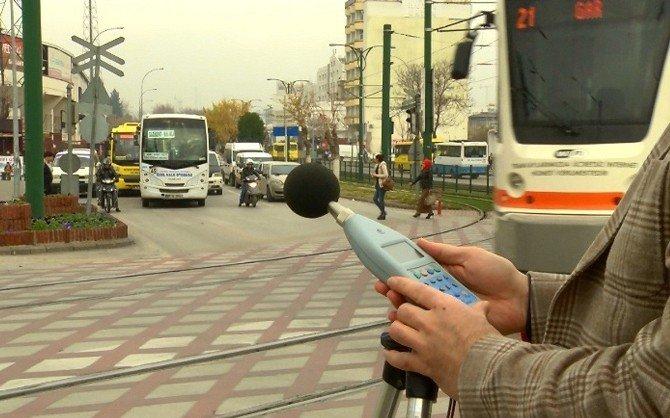 Gaziantep'in 'Karayolu Gürültü Haritası' Çıkarıldı