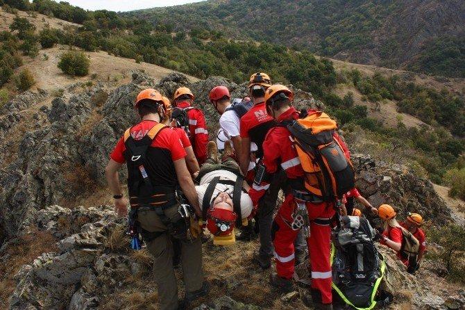 Gönüllü Arama Kurtarma Ekibi Yerinde Durmadı