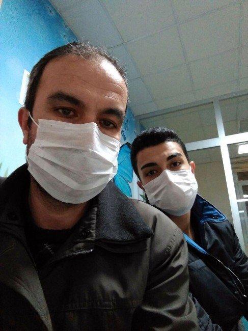 Domuz Gribi Salgını Nedeniyle Hastaneler Doldu Taştı