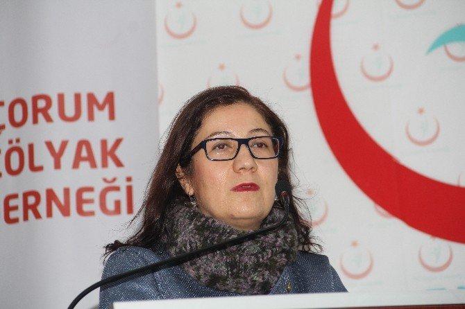 """Hitit Üniversitesi'nden """"Her Yönüyle Çölyak"""" Paneli"""