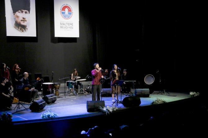 Maltepe'de Farsça ezgiler yükseldi