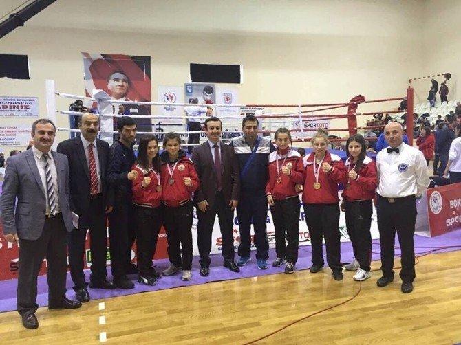 Türkiye Şampiyonları İlkadım'dan