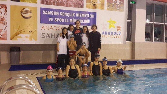 Karabüklü Yüzücüler Yarı Finale Kaldı