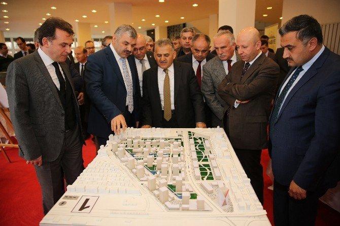 Yaklaşık 1 Milyar Dolarlık Sahabiye Kentsel Dönüşüm Projesi Oylamaya Sunuldu