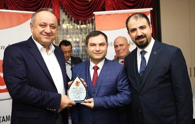 İHA Muhabirine Basın Hizmet Ödülü