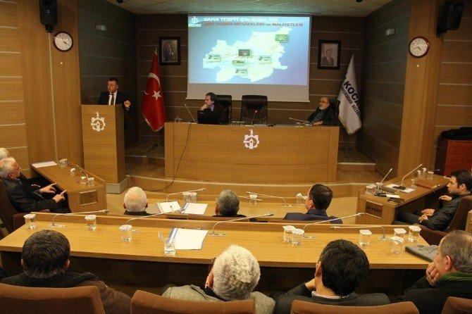 Kocaeli Büyükşehir Belediyesi Genel Sekreteri Tahir Büyükakın: