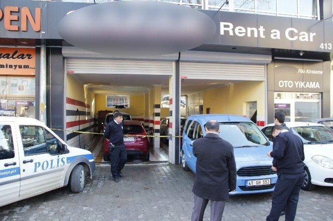 Rent A Car'da Alacak-verecek Kavgası Kanlı Bitti