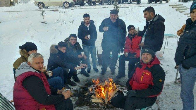 Erzurum Macera Off Road Kulübü, Özel Arama Kurtarma Timi Kurdu