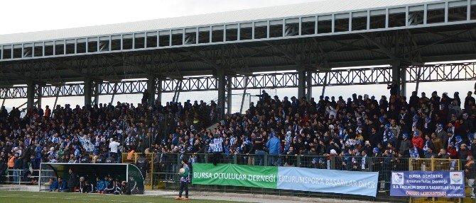 """Bb Erzurumspor Futbol Şube Sorumlusu Daş: """"Şampiyonluk İddiamız Kaybolmuş Değil"""""""