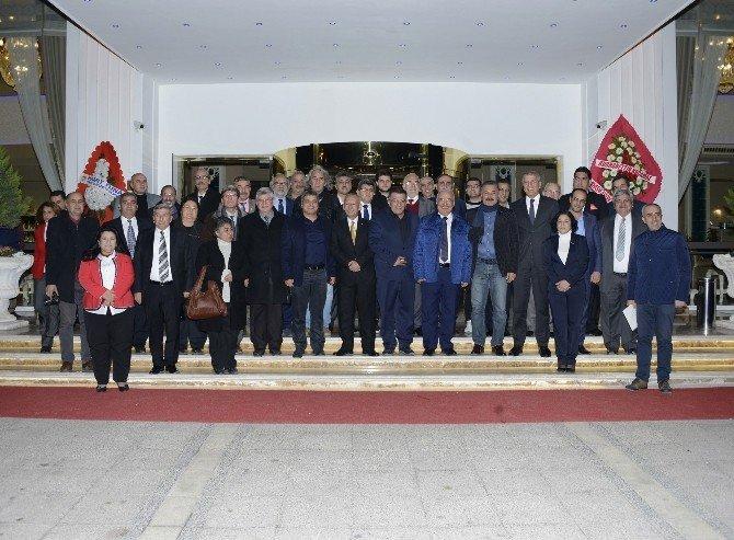 Başkan Kocamaz, Gazetecilerle Buluştu