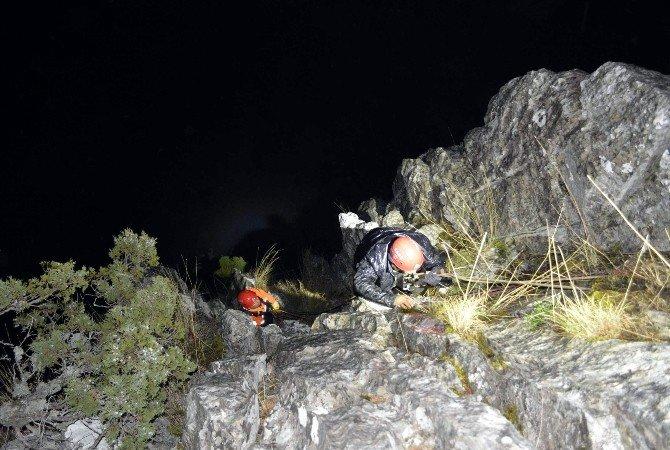 Keçilerini Arayan İki Kardeş Kayalıklardan Düştü: 1 Ölü, 1 Yaralı