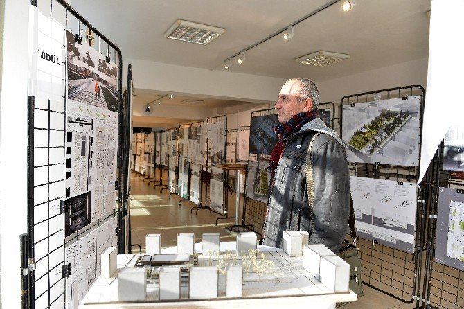 Muratpaşa'da Mimari Proje Sergisi