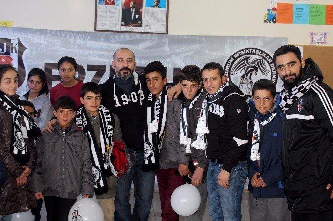Beşiktaşlılar Derneği'nden Anlamlı Yardım