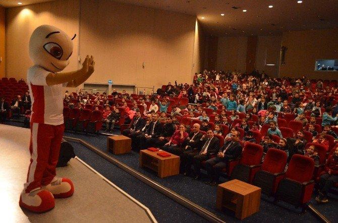 Tmok'tan Eğlenceli Olimpiyat Bilgilendirmesi